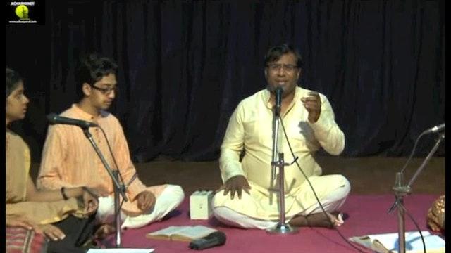 Narasimha – Bilahari – Thyagaraja - Part 2