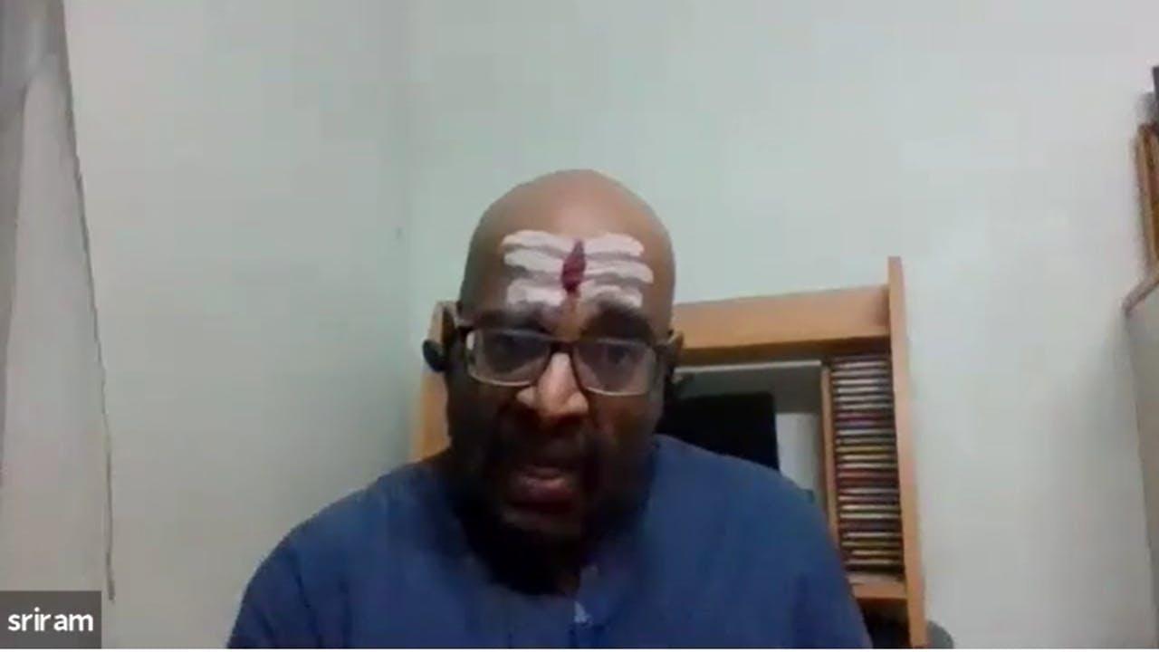 Bhajans on Lord Shiva - Dr Sriram Parasuram
