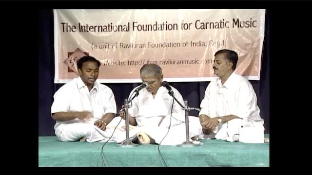 Varuna Bhagavanai- Amritavarshini – Thanjavur Shankara Iyer