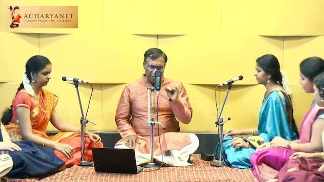 Rama ninne - Saranga - Poochi Sriniva...