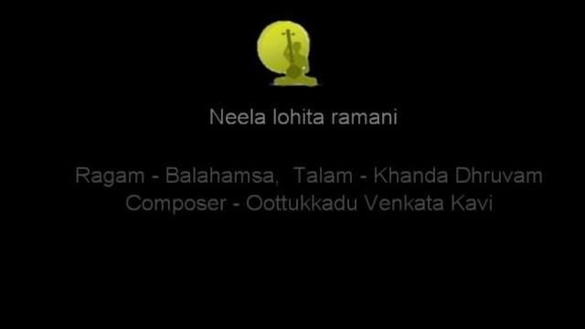 Neela lohita ramani – Balahamsa – Oot...