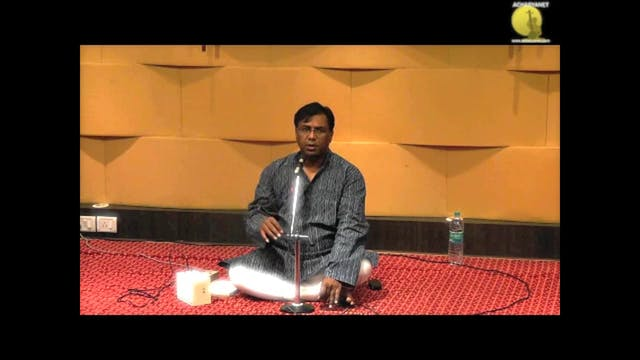 Kalpana Swaram Techniques - Part 2