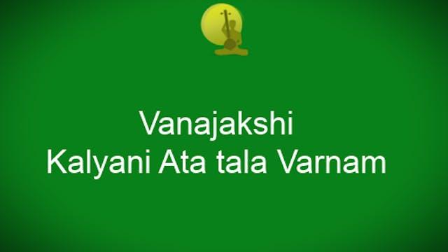 Vanajakshi Ninnekori - Kalyani Ata Ta...