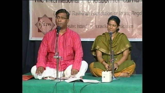 Jayakaruna - Dhanyashi - Geetam