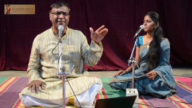 Valapudacha - Varali Padam - Kshetragyna - Mishra Chapu