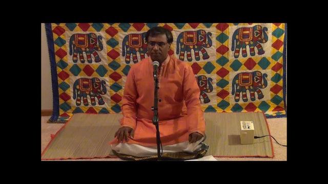 Kalanidhim bhajami - Kalanidhi - Chitravina Ravikiran