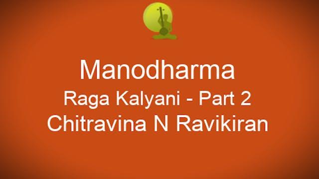 Alapana Kalyani - Part 2 - Zoom Session