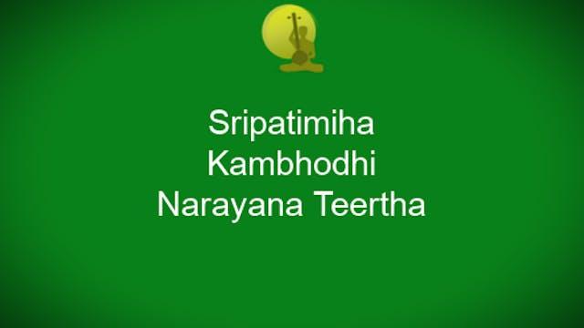Shripatimiha - Kambhodhi - Narayana T...