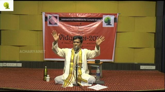 Pidi adan uru umai - Thevaram in Sowrashtram