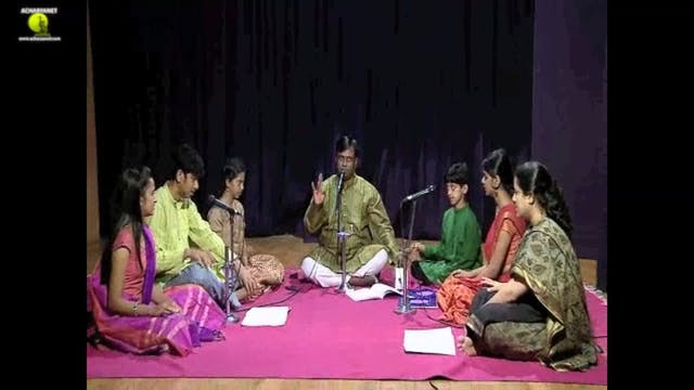 Ninnukori - Mohanam Varnam