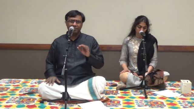Satileni – Purvikalyani – Tanjore Quartet