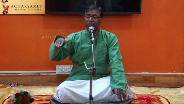 Vinayaka – Hamsadhwani – Ādi – EV Ramakrishna Bhagavatar