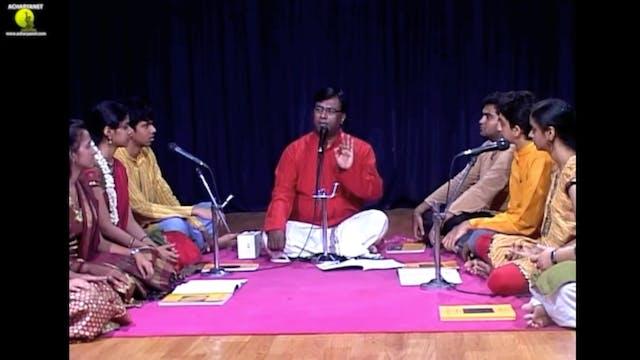 Raaveme - Anandabhairavi - Swarajathi