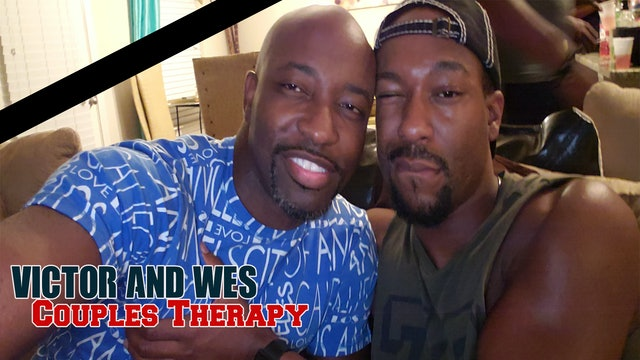 Victor and Wes | Gay Couples Therapy Episode 1