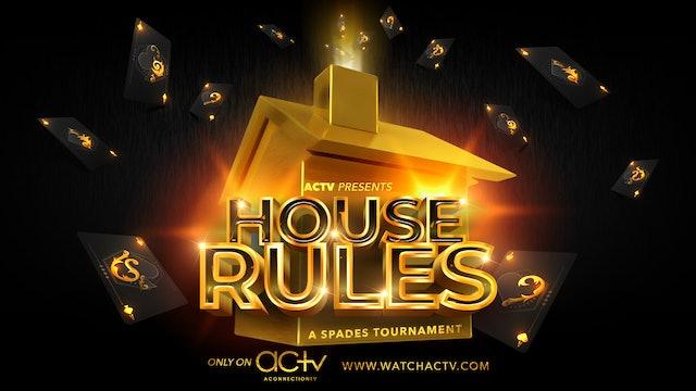 House Rules   A Spades Tournament