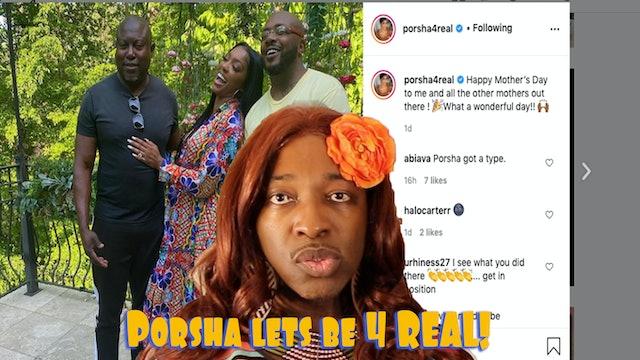E.5 Mona Let's talk about it | Porsha Williams Engaged to Simon Guobadia