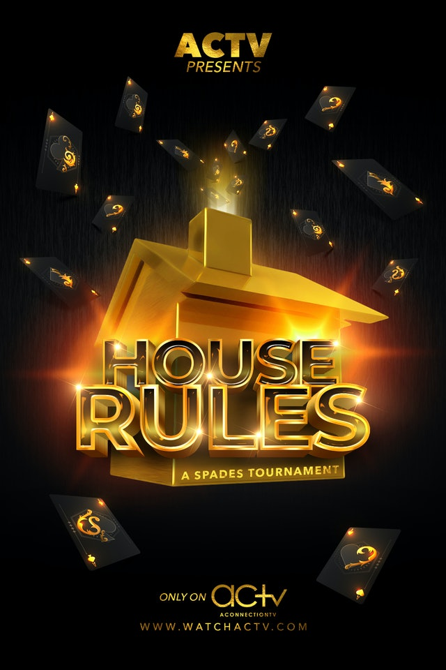 House Rules | A Spades Tournament