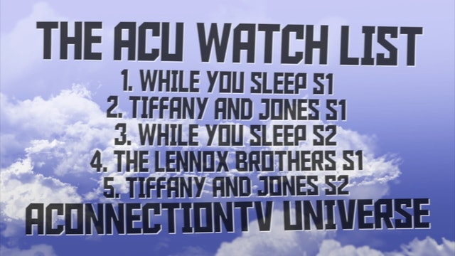 The ACU Watch List