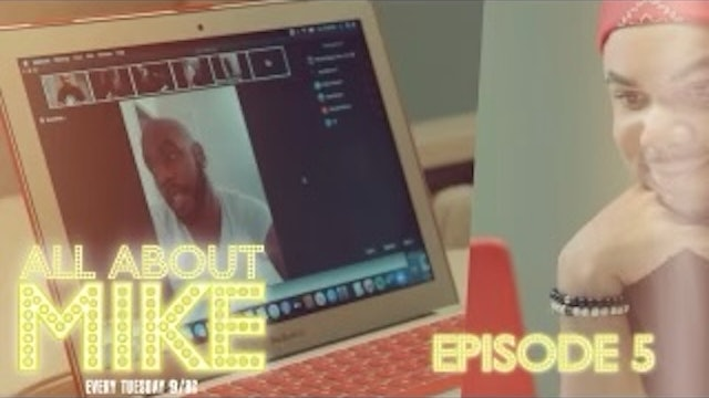 All About Mike  | All About The Book Launch  | Season 1 Episode 5