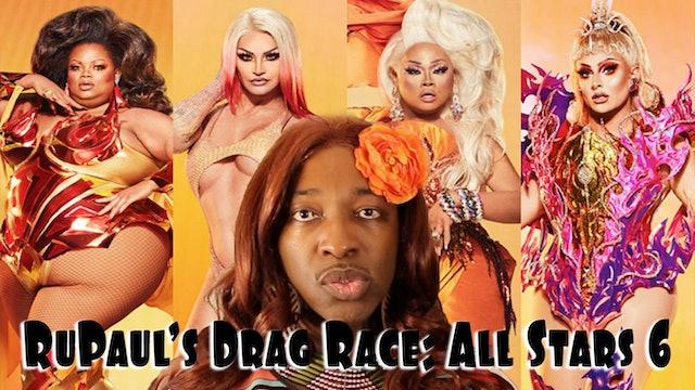 RuPaul's Drag Race: All-Stars 6