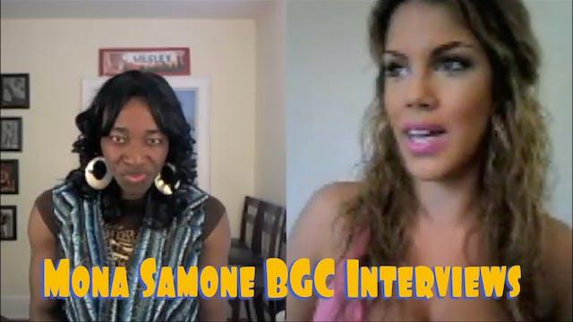 Mona Samone Interviews | Rocky | Part 1