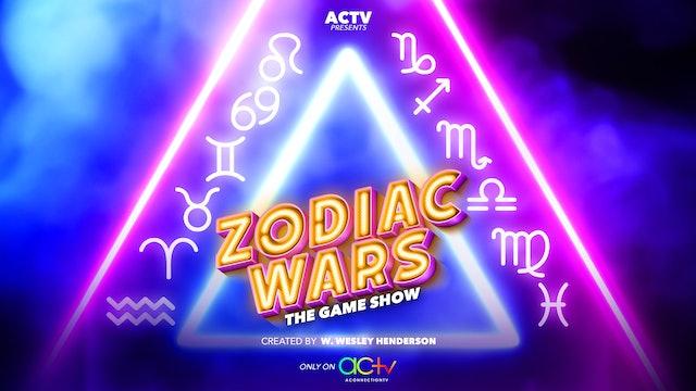 Zodiac Wars (the game show) | Episode 2 | Gemini Vs Sagittarius