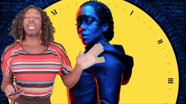 Youtube Corner | Mona Samone | HBO WatchMen Review