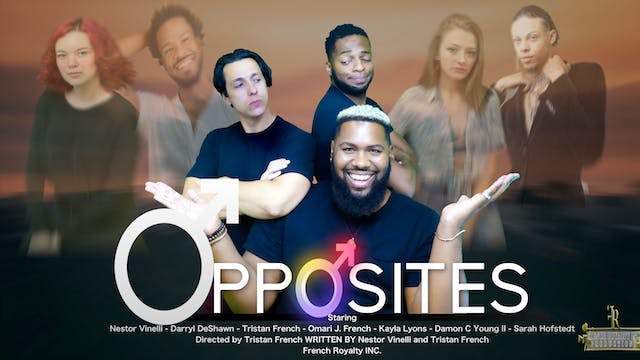 Opposites Episode 2 | No Crying Over ...