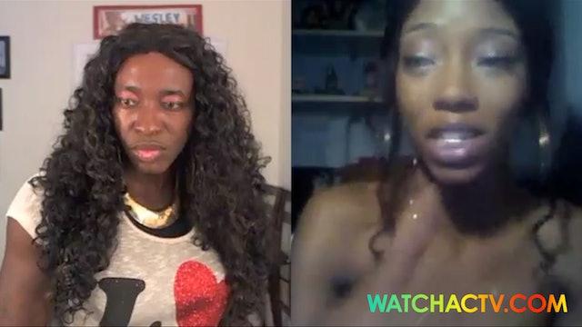 Mona Samone Interviews | Andrea | Benze