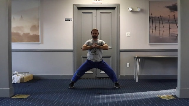 5 Minute Workout (Level 5): Knee Strength