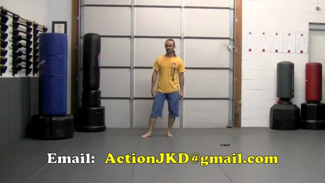 5 Minute Workout June 23, 2017 - Savate Kicks (Level 7)
