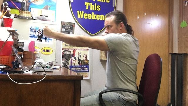 Free Desk-ercize workout