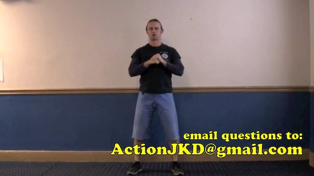 Online Class - Kicking & Footwork (Ma...