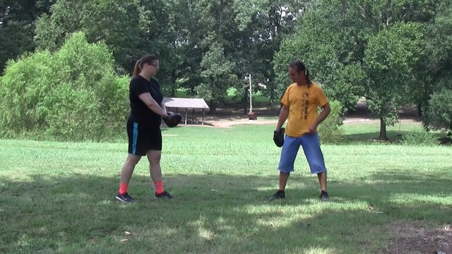 Online Class - Basic Kicks & Pendulum (August 14, 2017)