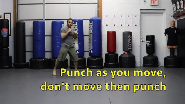 5 Minute Workout (Level 6): Footwork ...