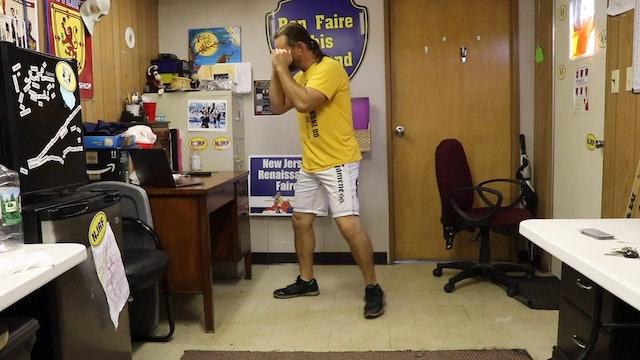 Desk-ercise: Legs & Squats (Level 4)