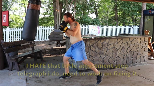 Online Class (Punching Bag with Step ...