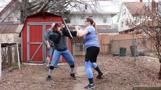 Flexible Weapon Entries