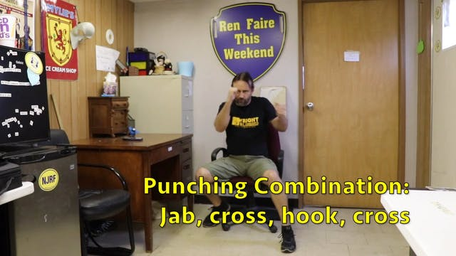 Desk-ercise!: Arm Day