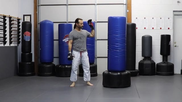 Training Tips - Rounds on the Bag