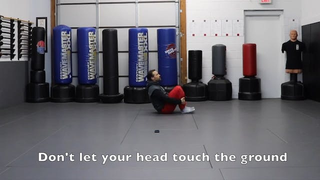 5 Minute Workout (Level 7): Grappling...