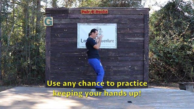 5 Minute Workout (Level 7): Leg Condi...