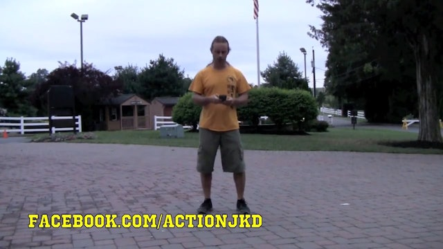 5 Minute Workout (Level 6): Kicks and Legs