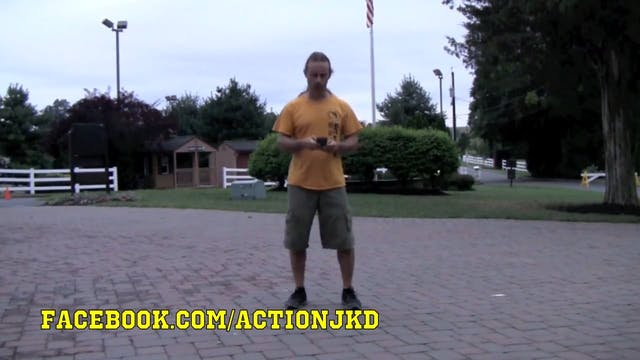 5 Minute Workout (Level 6): Kicks and...