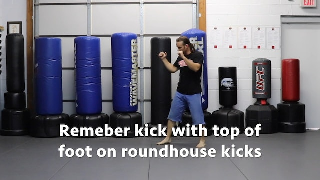 Online Class: Kicking Combinations & Toning