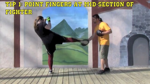 Art of the Focus Mits - Lesson 2 (Pre...