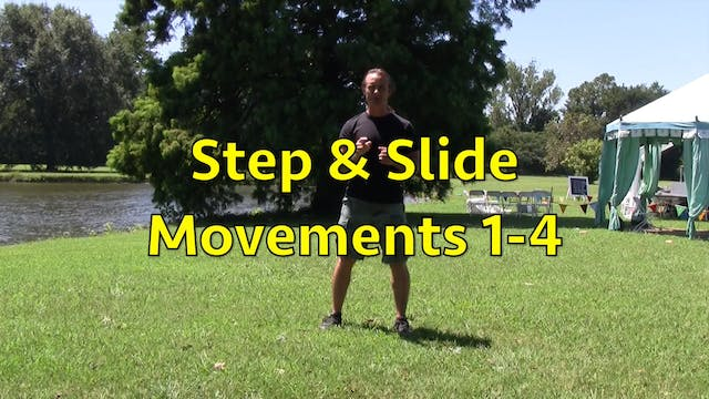 Online Class - Basic Footwork (August...