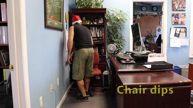Desk-ercise! Arms & Core