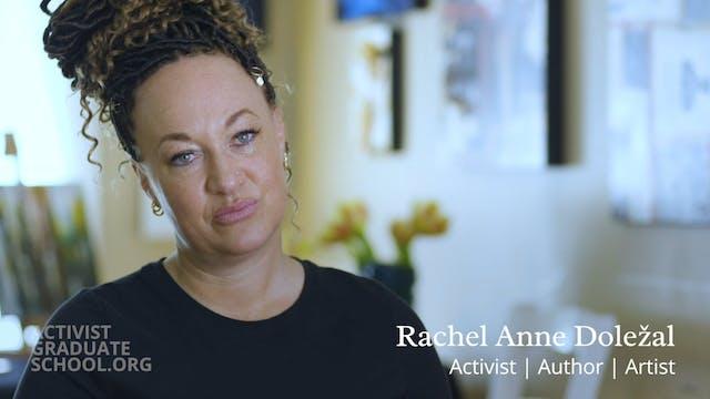Lecture on Activism - Rachel Anne Dol...