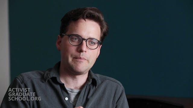 Nathan Schneider - Activist Strategy